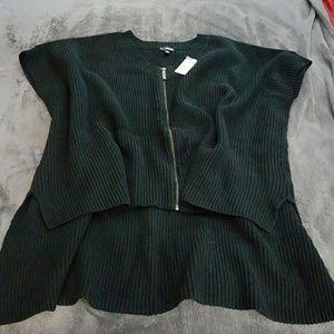 New Express Sleeveless Sweater